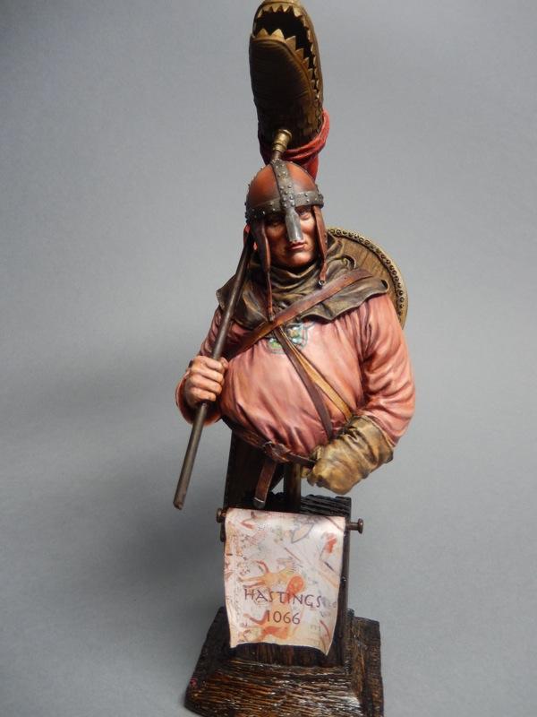 Normand à Hasting en 1066 Dscn5021