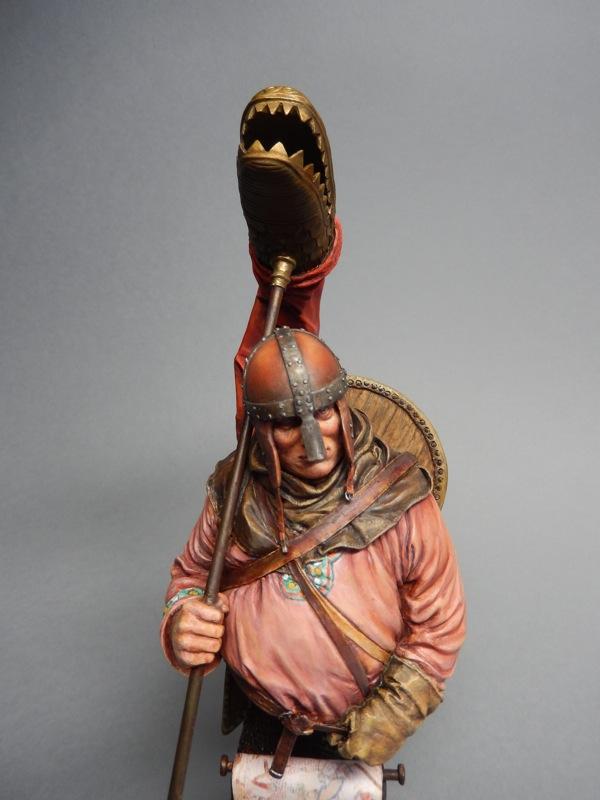 Normand à Hasting en 1066 Dscn5022