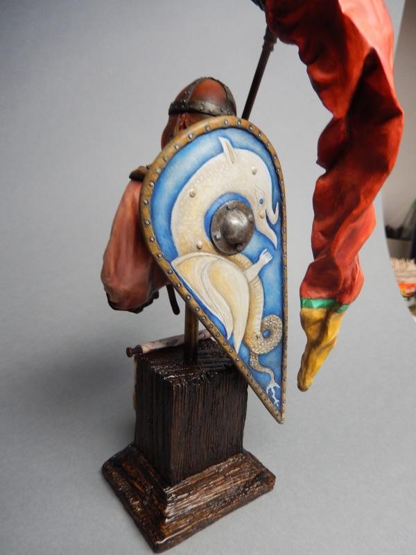 Normand à Hasting en 1066 Dscn5023