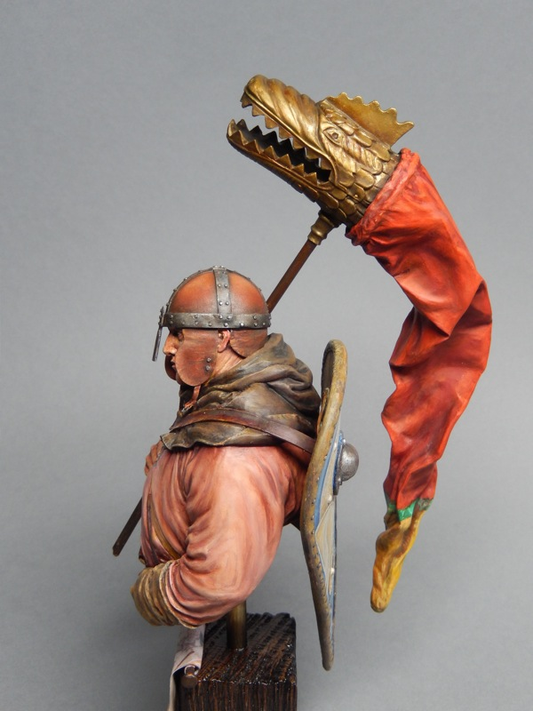 Normand à Hasting en 1066 Dscn5024