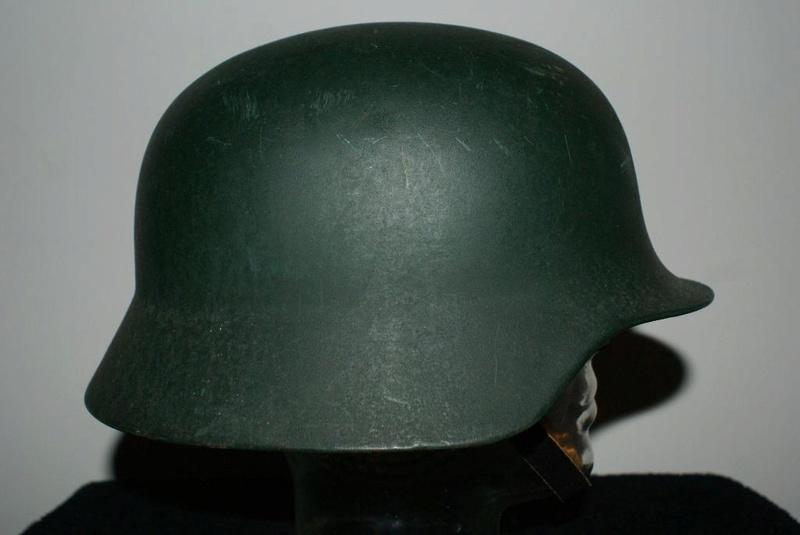 stahlhelm Helmet M53 Berlin polizei police BGS 310