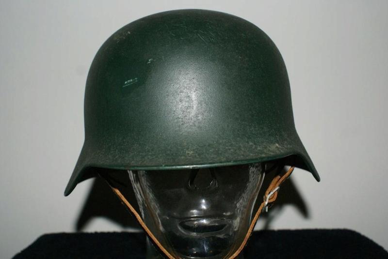 stahlhelm Helmet M53 Berlin polizei police BGS 410