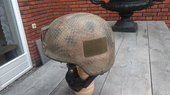 Dutch Army Kevlar helmet 919cb110