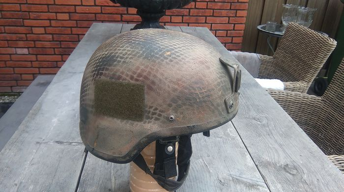 Dutch Army Kevlar helmet 97de0710