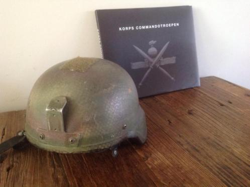 Dutch Army Kevlar helmet _8411