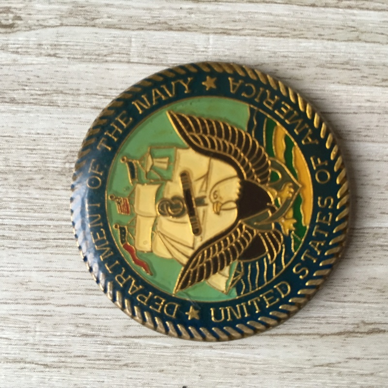 some Australian and Us Challenge coins. Img_1112