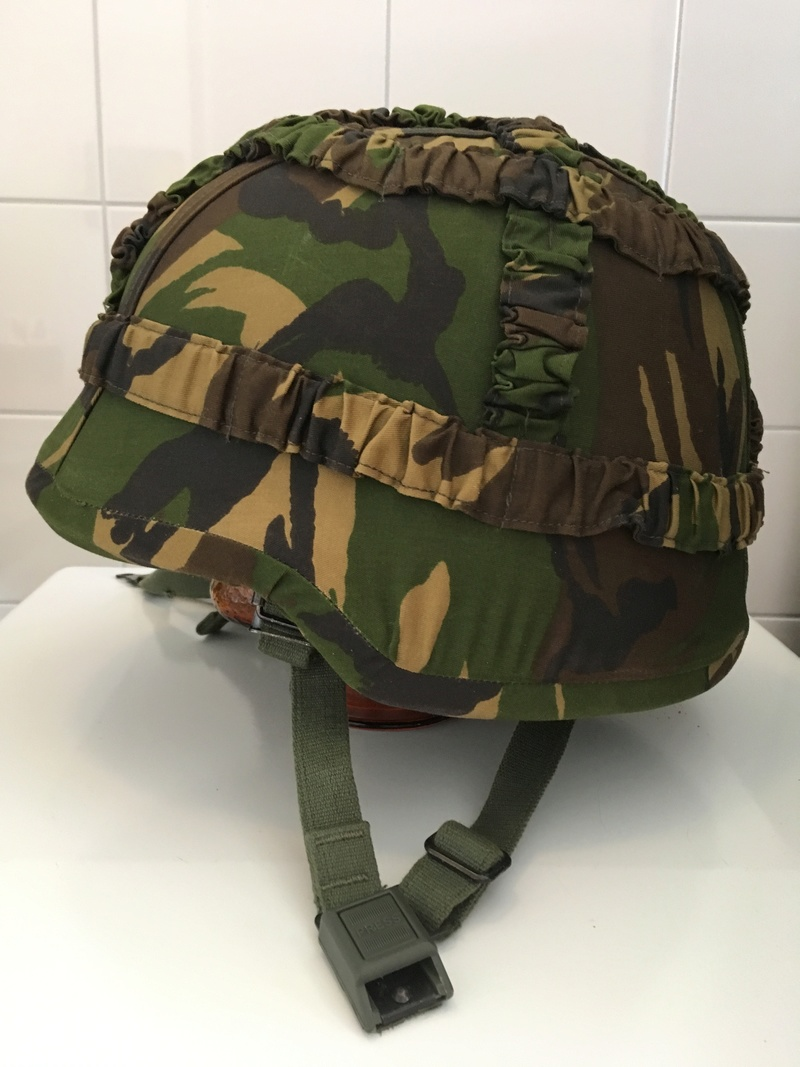 Dutch Army Kevlar helmet Img_2710