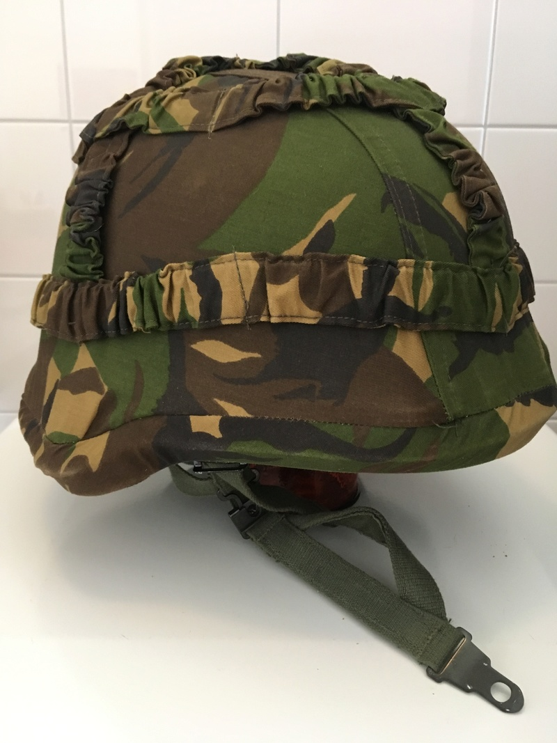 Dutch Army Kevlar helmet Img_2711