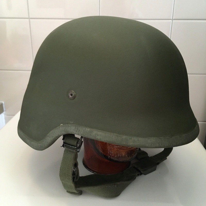 Dutch Army Kevlar helmet Img_2715