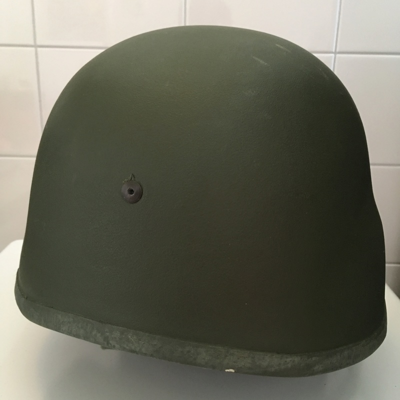 Dutch Army Kevlar helmet Img_2716