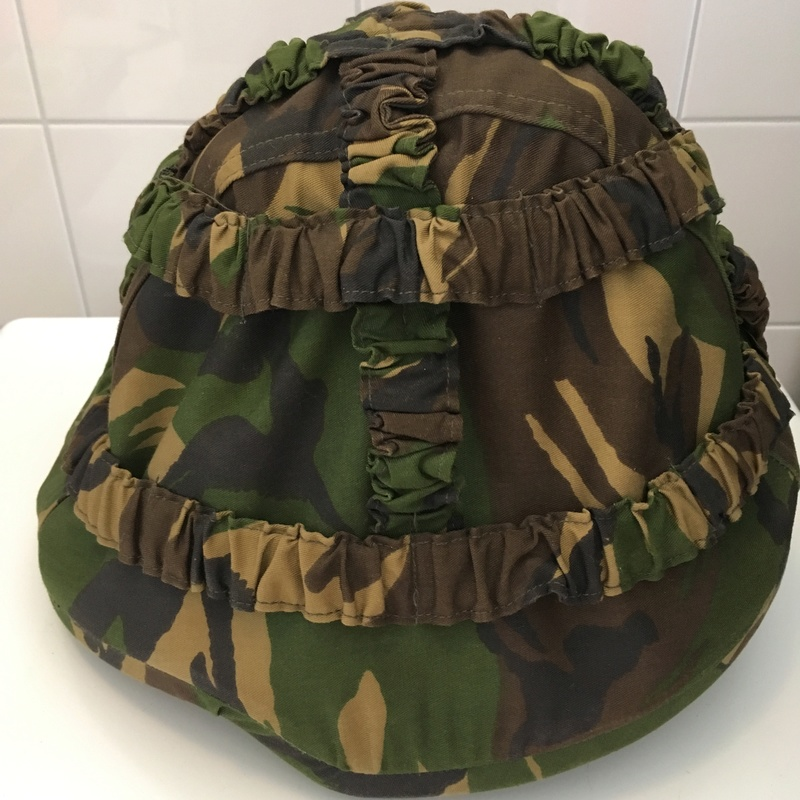 Dutch Army Kevlar helmet Img_2717