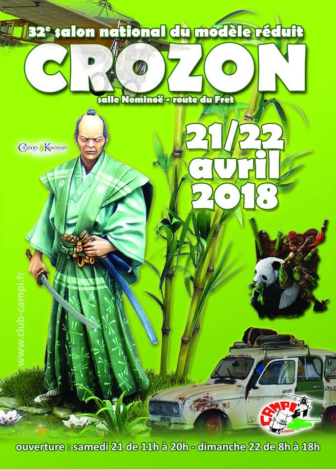 Expo à Crozon les 21 et 22 avril 2018 27867210
