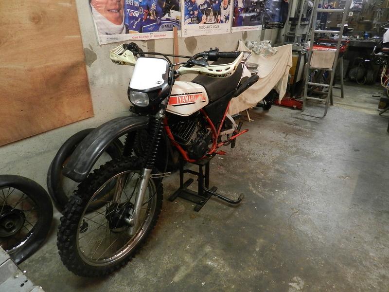 La MX 175 cc de Gérald  - Page 2 Dscn7624
