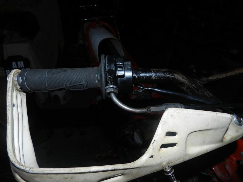 La MX 175 cc de Gérald  - Page 2 Dscn7627