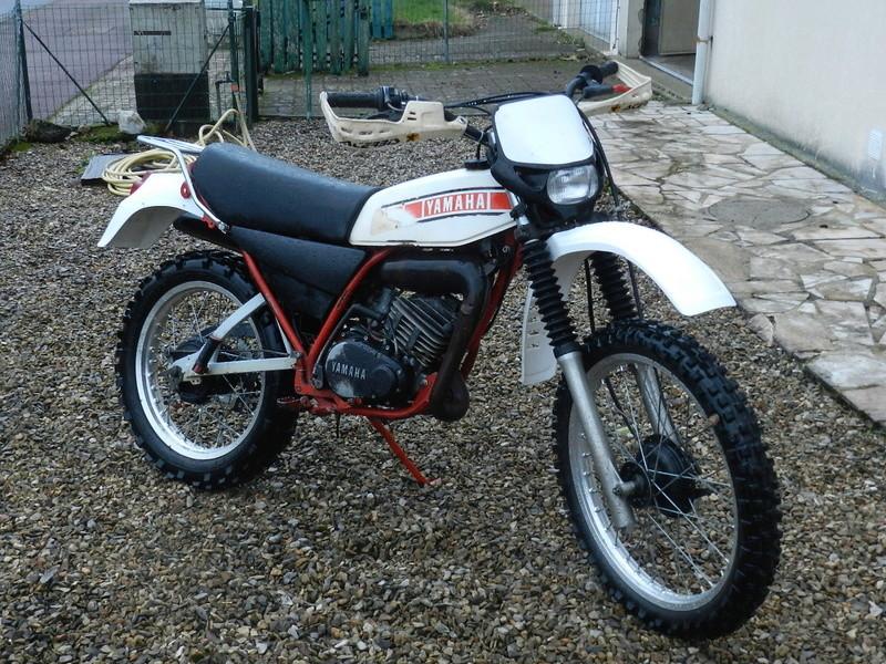 La MX 175 cc de Gérald  - Page 2 Dscn7629