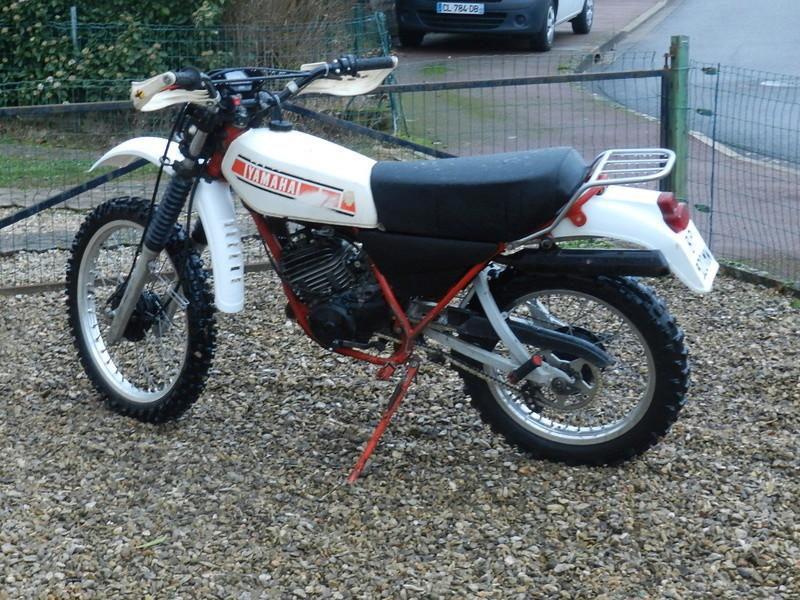 La MX 175 cc de Gérald  - Page 2 Dscn7631