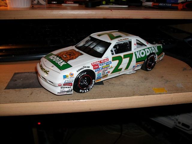 """NASCAR #27 KODIAC Pontiac et #72 RAMADA Buick """"Rusty Wallace"""" Imgp1610"""