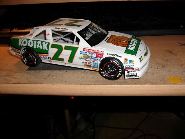 """NASCAR #27 KODIAC Pontiac et #72 RAMADA Buick """"Rusty Wallace"""" Imgp1611"""