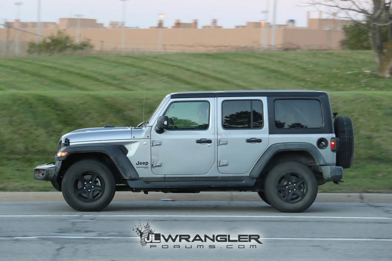 Galleria foto JL: iniziamo a conoscere meglio la Wrangler che verrà... - Pagina 2 04b0eb10