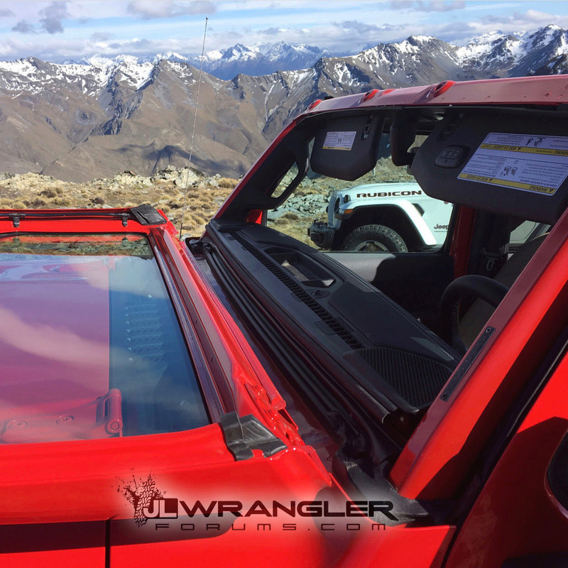 Galleria foto JL: iniziamo a conoscere meglio la Wrangler che verrà... E1838710