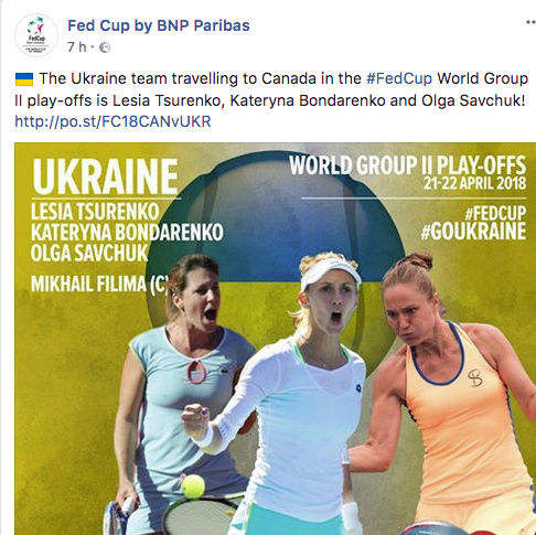 FED CUP 2018: Barrages World Group - Page 2 Captu160