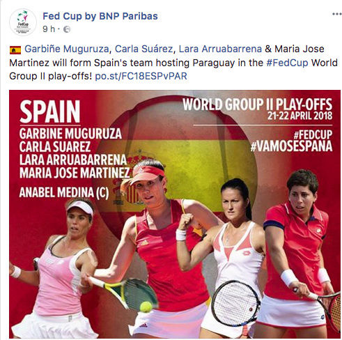 FED CUP 2018: Barrages World Group - Page 2 Captu162