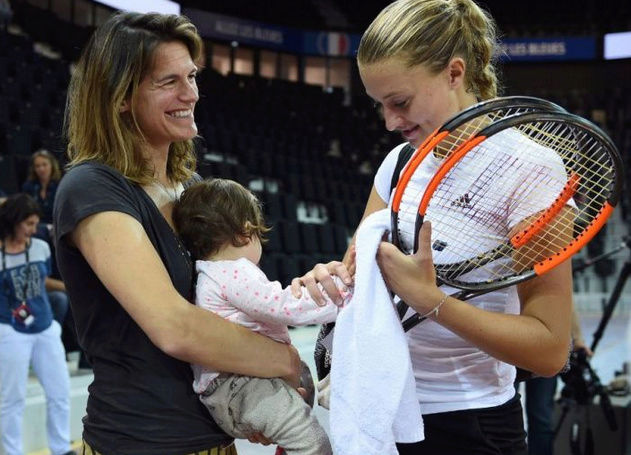 FED CUP 2018 : Groupe Mondial  1/2 FINALES - Page 9 Captu176