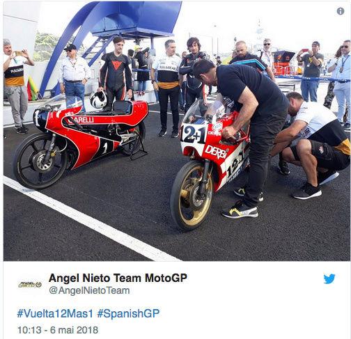 MOTO GP 2018 GRAND PRIX D'ESPAGNE 2018 - Page 2 Captu199