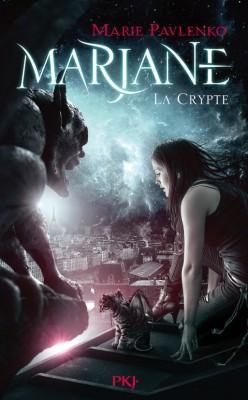 [Pavlenko, Marie] Marjane - Tome 1: La Crypte Marjan10