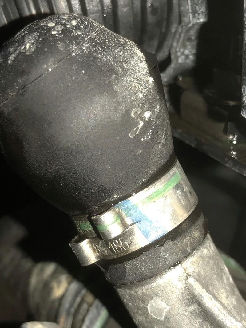 Pièce détachée - circuit de refroidissement  508cd010