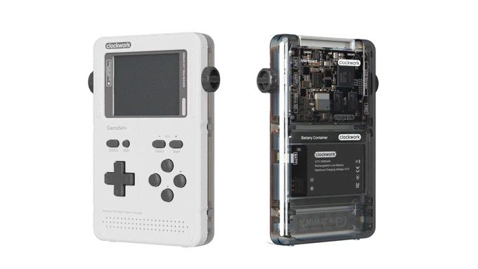 [KS] La GameShell Gamesh10