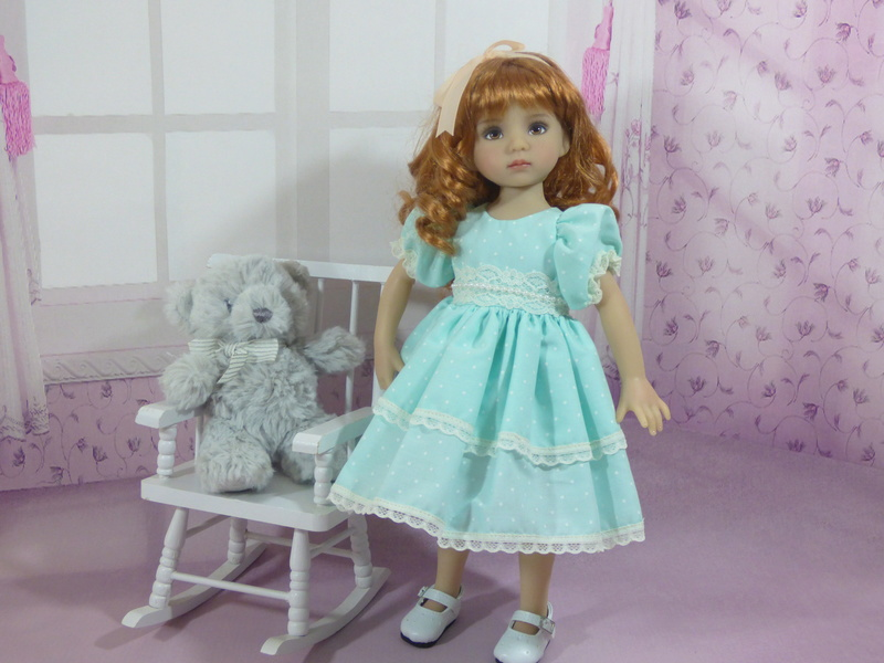 Dorothy, LD peinte par Nelly Valentino P1120610