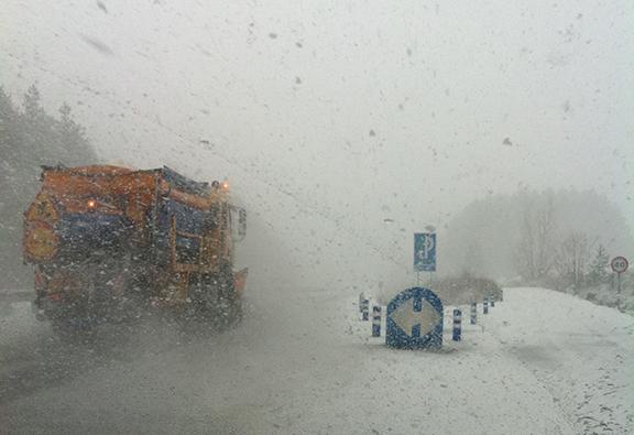 Puerto de la Mora snow Snow6_10