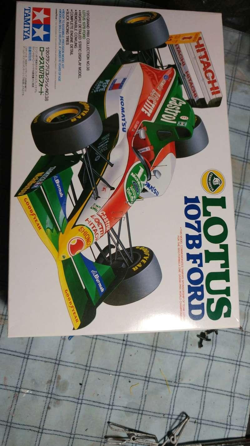 F1 Lotus 107-B Ford 20180415
