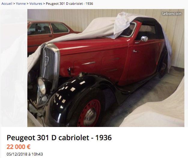 301 d cabriolet 301cab10