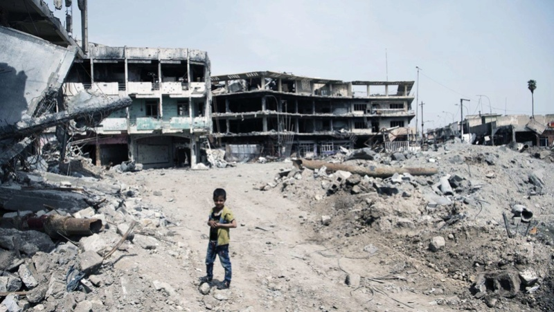Adam Montana Report! 1/3/18 Mosul-10