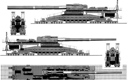 Présentation ds Canons Petropoulos (C.P.) 800mm_10
