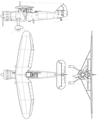 Présentation de la Société Aéronautique Kozas (S.A.K.) Avion_12