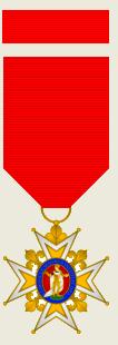 [Chrysobulle] Portant statuts et règlement de l'Ordre Militaire de Saint Anastase Cheval18