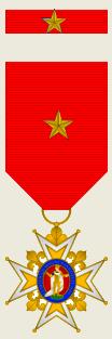 [Chrysobulle] Portant statuts et règlement de l'Ordre Militaire de Saint Anastase Cheval21