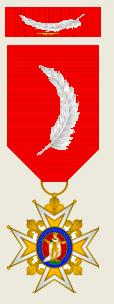 [Chrysobulle] Portant statuts et règlement de l'Ordre Militaire de Saint Anastase Cheval22