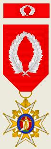 [Chrysobulle] Portant statuts et règlement de l'Ordre Militaire de Saint Anastase Cheval24