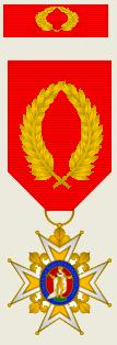 [Chrysobulle] Portant statuts et règlement de l'Ordre Militaire de Saint Anastase Cheval25