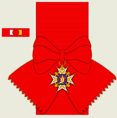 [Chrysobulle] Portant statuts et règlement de l'Ordre Militaire de Saint Anastase Comman17