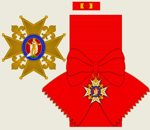 [Chrysobulle] Portant statuts et règlement de l'Ordre Militaire de Saint Anastase Grd_cr10