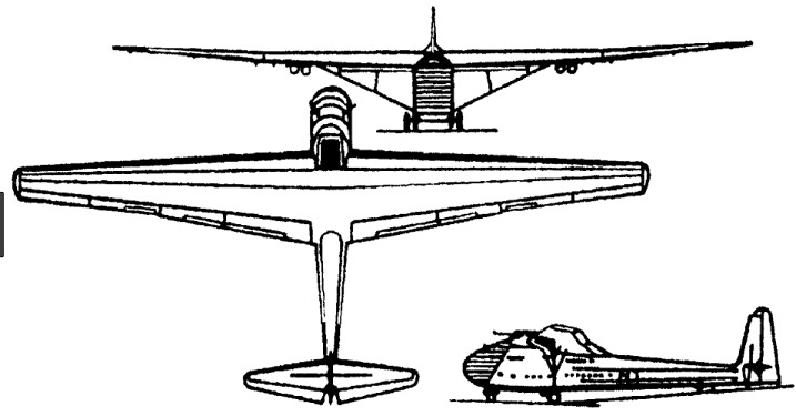 Présentation de la Société Aéronautique Kozas (S.A.K.) Planeu12