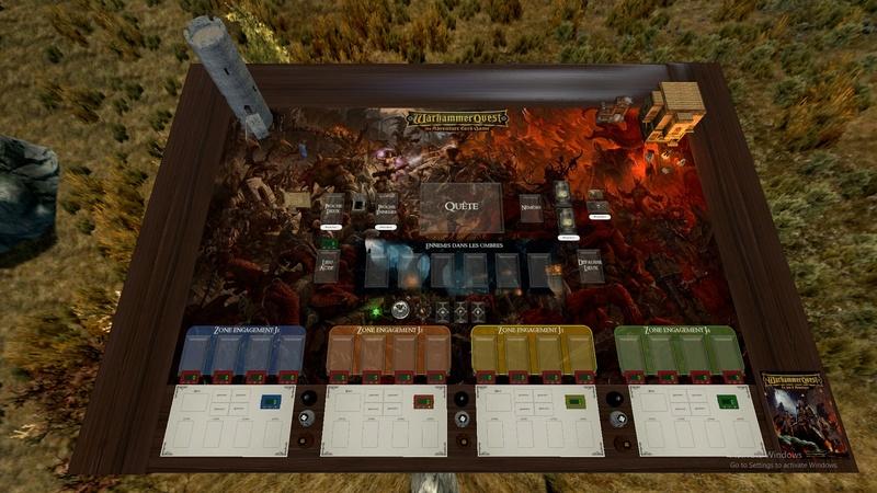 Table Top Simulator : Viendez on code des jeux ! Warham11