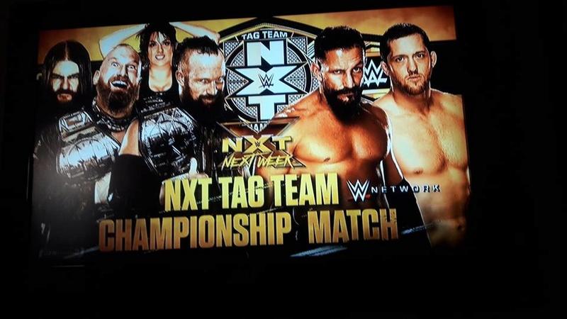 شفرة فيد المصارعة WWE NXT -MAIN EVENT -BOTTOMLINE 20156010