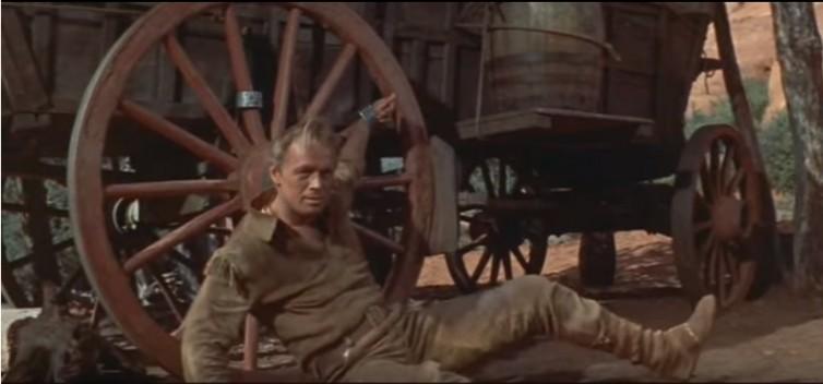 La dernière caravane - The Last Wagon - 1956 - Delmer Daves Carava10
