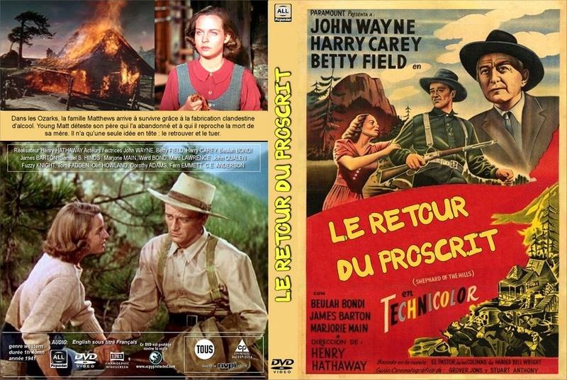 Prisonnier de la haine - The Shepherd of the Hills - 1941 - Henry Hathaway Le_ret10